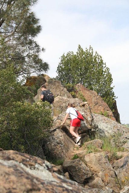 Wes and Aspen at Lake Berryessa