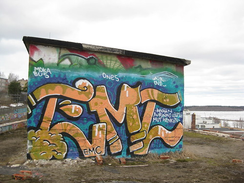 Tampere graff city