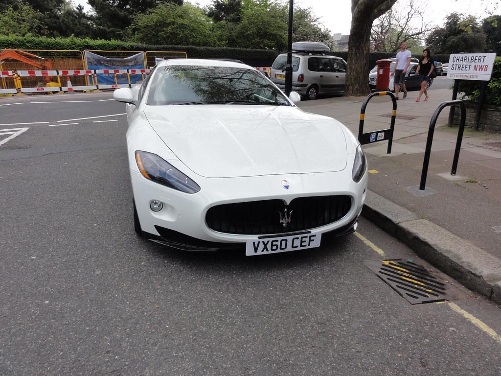 Maserati 0 60 >> Maserati Granturismo V8 450hp 0 60 4 6s Registration Vx60c