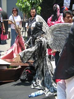 Huelga de todos los Dolores 2011