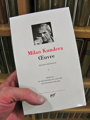 """Oeuvre"", de Milan KUNDERA by armitiere"