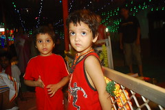 Kids At The Temple Shot By Marziya Shakir 3 And  a Half Years Old by firoze shakir photographerno1