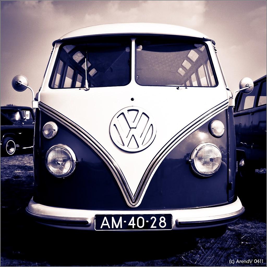 Arend Vermazeren's VW Transporter T1