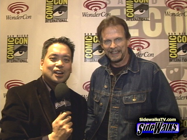 Marc Singer on Sidewalks TV (2011)