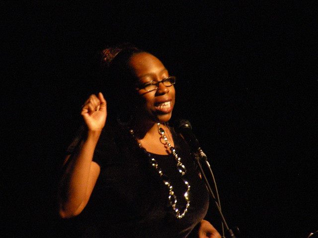 "Shelby ""Mahogany"" Wilson at Celebration of Change 2011"