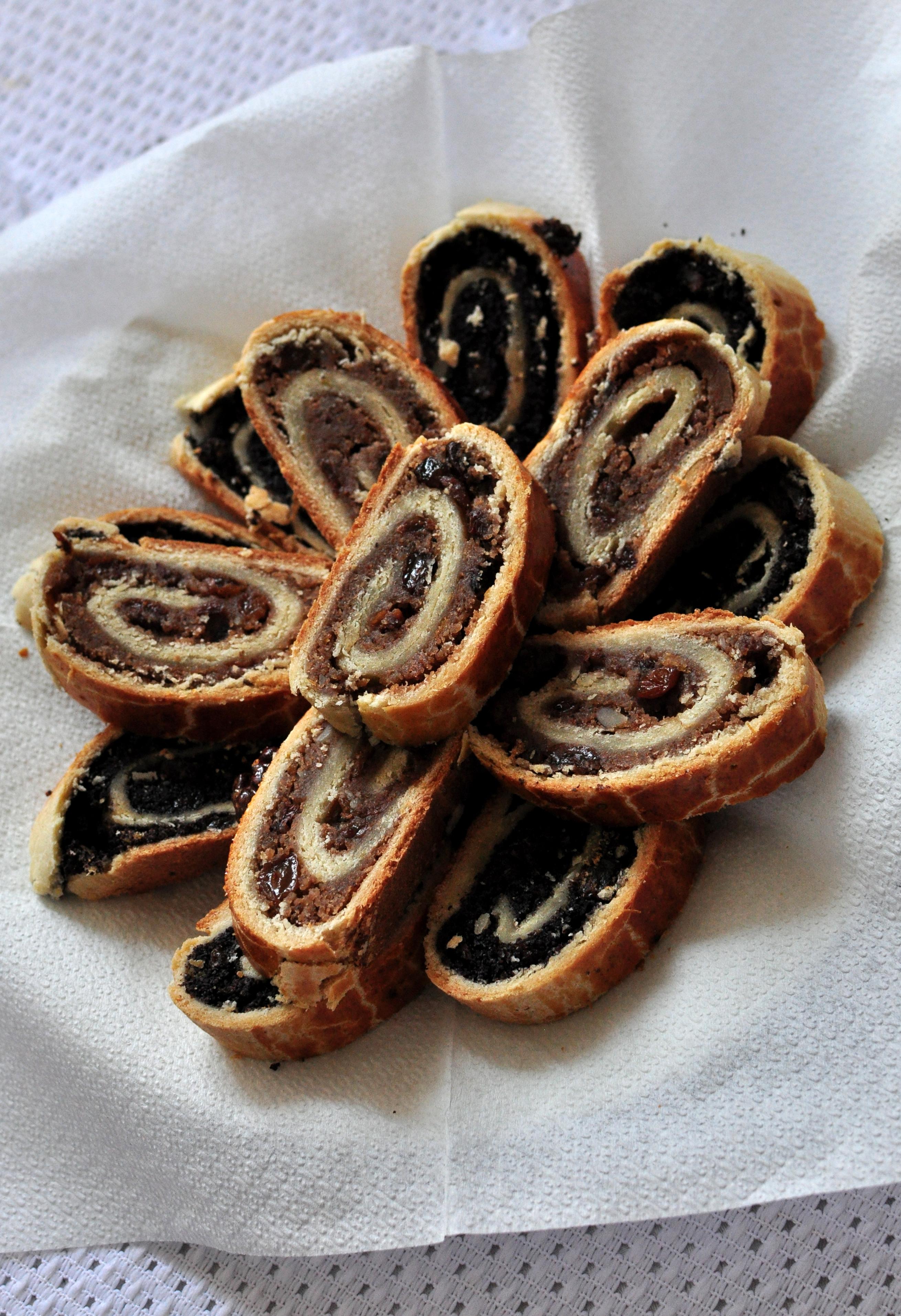 Kossuth Cakes Recipe — Dishmaps