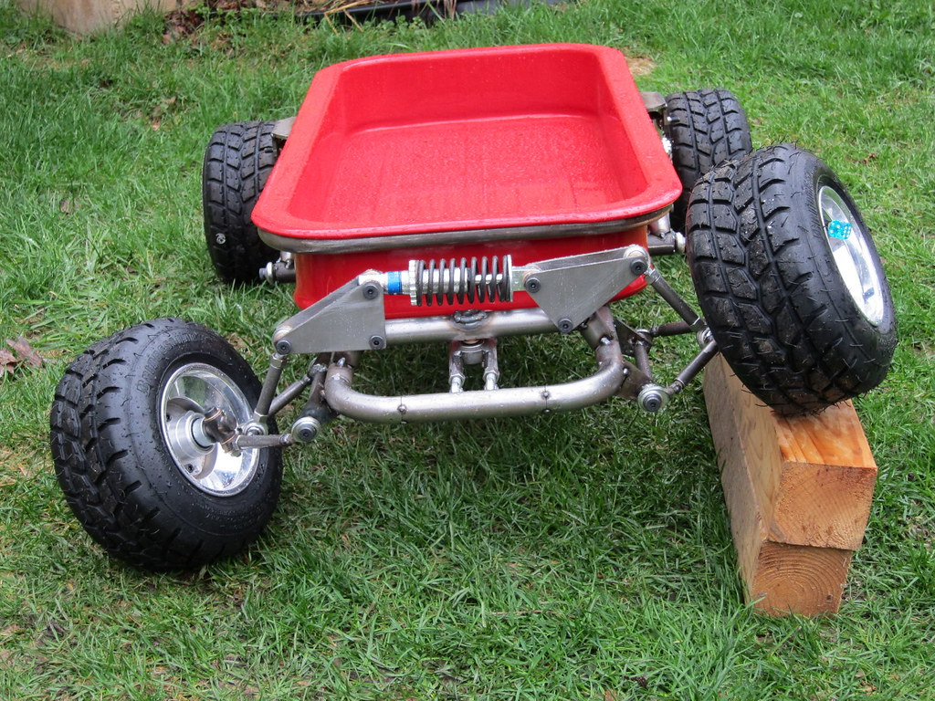 Custom Radio Flyer Wagon Pics And Ideas The H A M B