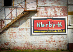 Sign for Herby-K