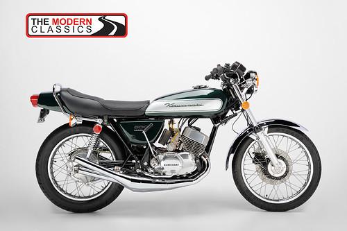 1973 Kawasaki Mach III