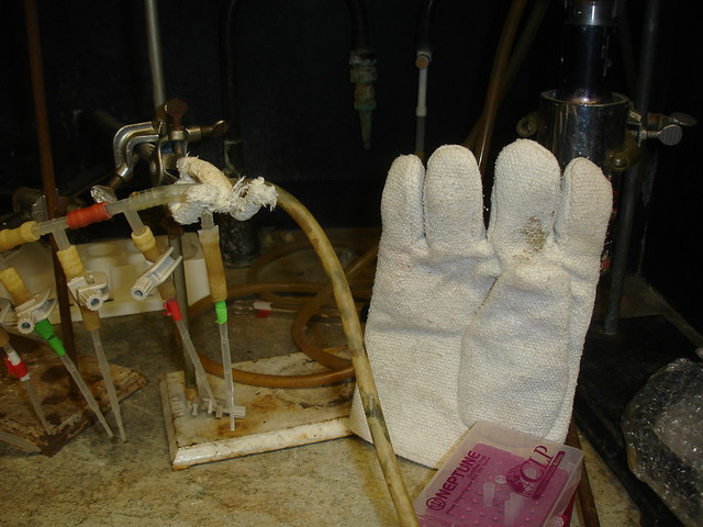 Laboratory Asbestos Materials