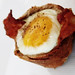 Bacon, Egg, and Toast Cup