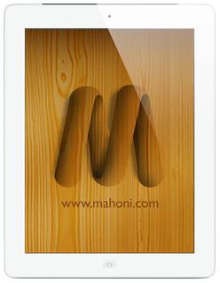 www.mahoni.com artwork logo for indonesia iOS apps developer
