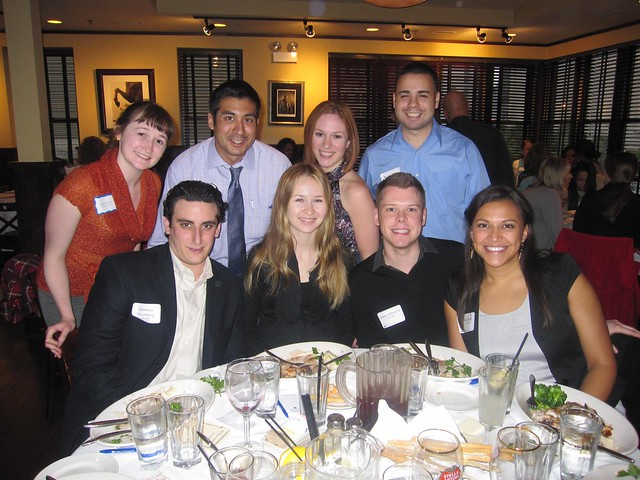 Young Alumni Etiquette Dinner: May 18, 2011