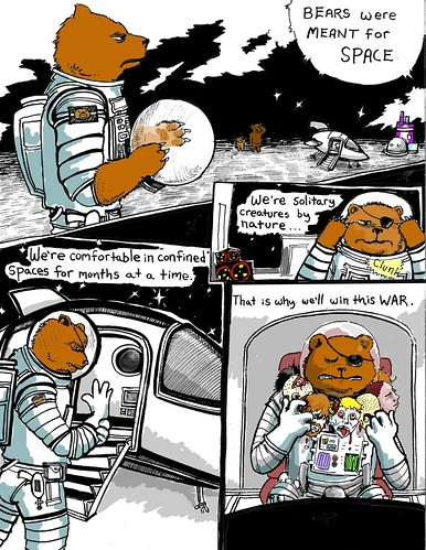 bears in space p5