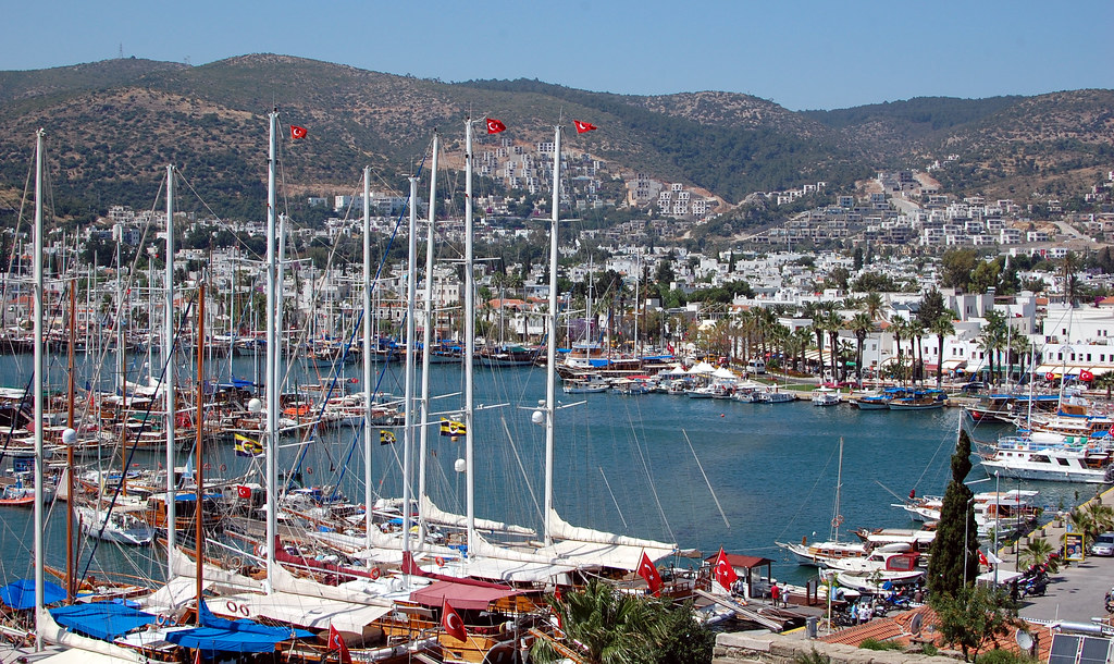 In Love With Bodrum