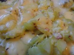 food, dish, cuisine, potato salad,