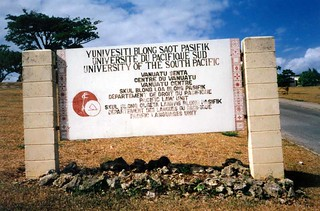 University of the South Pacific, Pt. Vila