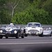 1952 Jaguar C Type, 1960 Aston Martin DB4GT and a 1961 Porsche RS61 ©Dave Hamster