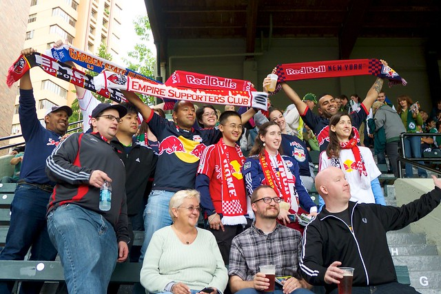 RBNY Traveling Support