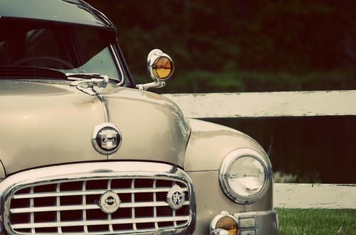 Day 184:  Vintage Car