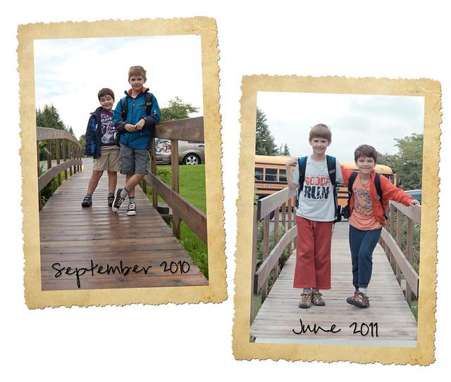 188:365 2010年-2011年上学的最后一天