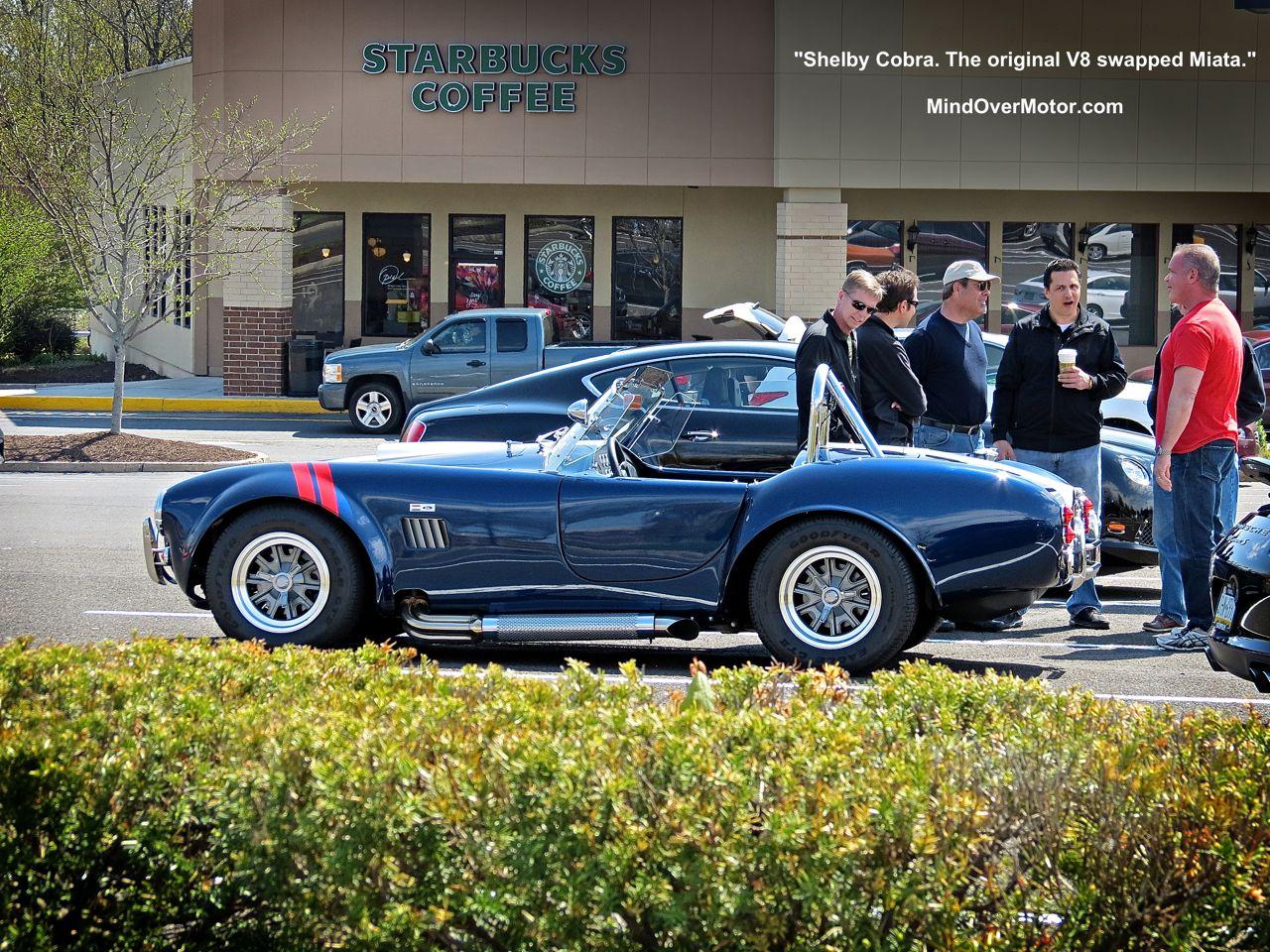 Shelby Cobra at Bucks County Exotics