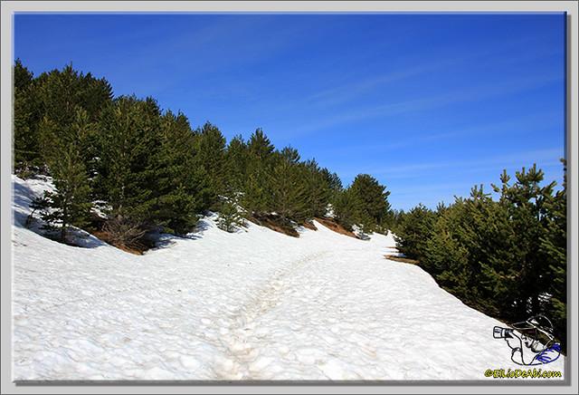 Lagunas de Neila (Burgos) heladas (2)