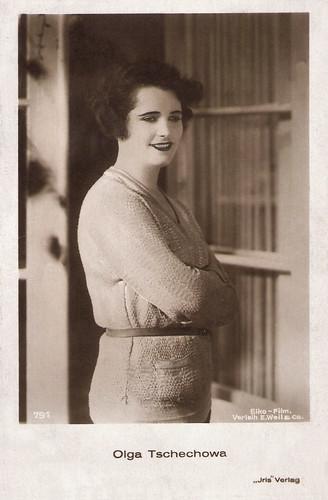 Olga Tschechowa