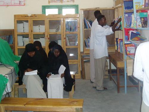 Africa Educational Trust Reading Room, Hargeisa
