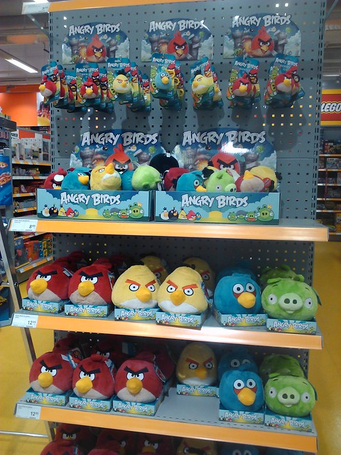 Birds Toys R Us : Angry birds plush toys flickr photo sharing