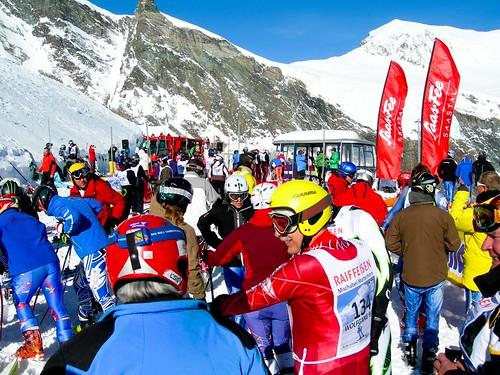 Allalin Rennen 2011 - Sass-Fee 02.04.2011