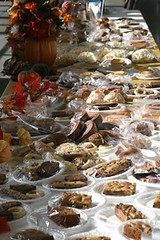 BUC Garage Sale Cake Stall
