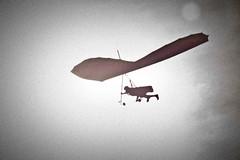 Landing in a haze