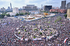 Tahrir Square - April 8, 2011