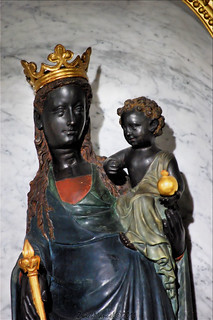 Black Madonna, Vierge Noire (2)