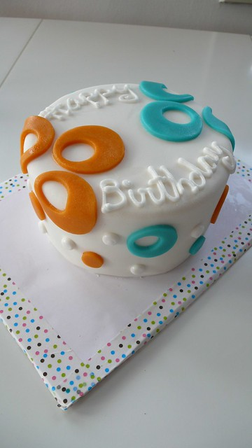 fondant cakes for mens birthdays
