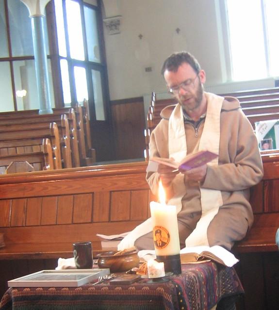 Sat Mass. - Fr Marten Newell