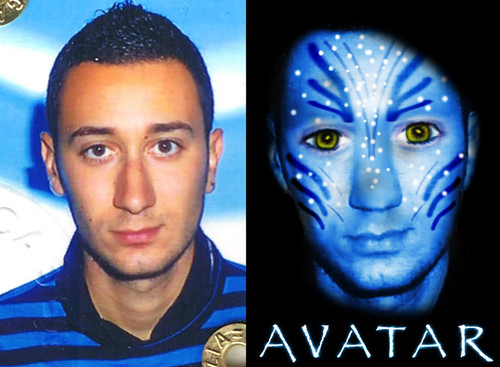 Trasformation to Avatar by Giuseppe Lombardi