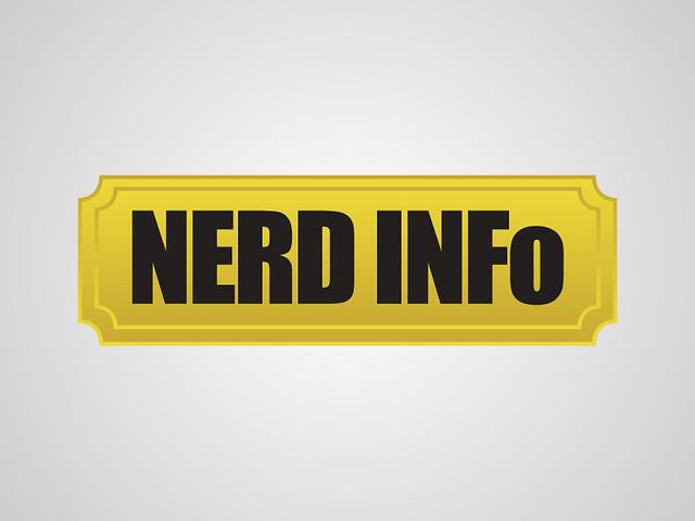 Nerd info