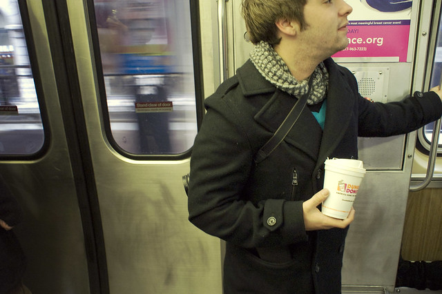 Product Placement: Dunkin Donuts