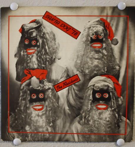 """Homer Flynn """"Santa Dog '78"""""""