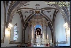 Capilla del Santisimo Sacramento (Catedral Metropolitana de Chihuahua) Chihuahua,México