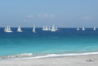 Image of Παραλία Ψαροπούλα Windy Beach. beach race mba yacht greece trophy rodos rhodes global ixia rhodestown rodhos globalmbatrophy