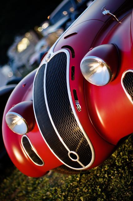 1939 - Alfa Romeo 6C2500 Corsa (Tipo 256)@Tokyo