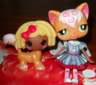 Lala Kitties After - a tribute to amaliainwonderland! <3