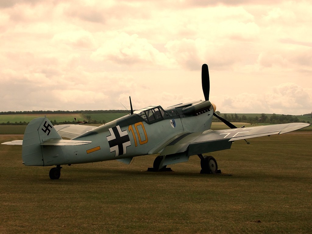Aviones Nazis