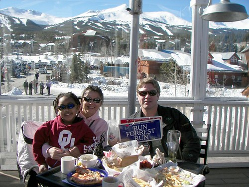 Bubba Gump's in Breckenridge
