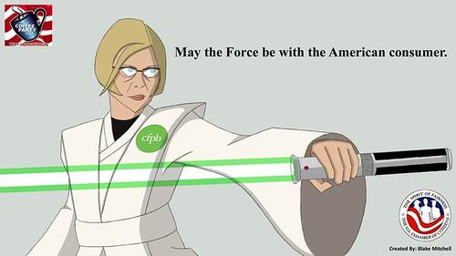 Elizabeth Warren Jedi