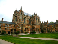 Keble College Chapel, Oxford