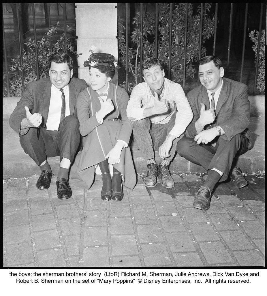 0aa44b9fcc9 The boys: The Sherman Brothers Story | Biografilm Festival | Flickr